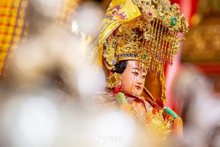昊天宗・成功媽祖會是這次線上法會的最大功臣。(圖/成功媽祖會授權提供)