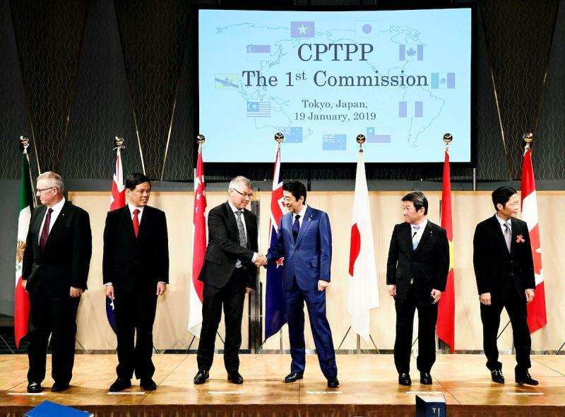 好消息!台灣申請入CPTPP 最易受中方壓力2國無投票權