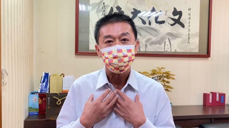 ▲在中國接種疫苗的藝人、政治人物名單紛紛曝光,被認為是中國疫苗統戰的一部分,民進黨立委許智傑認為中國以疫謀統的意圖明顯,但仍無法改變中國製疫苗效果差的結果。(圖/許智傑辦公室提供)