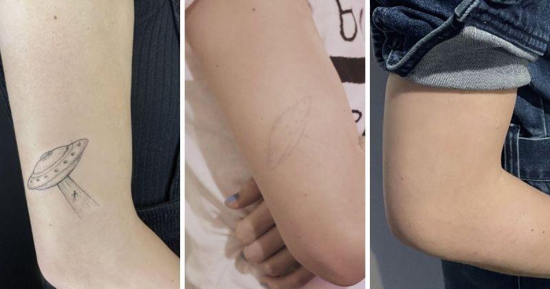 ▲此公司確保客人不後悔的秘訣在於讓刺青自然的於9個月到15個月間慢慢褪色。(圖/擷取自Ephemeral