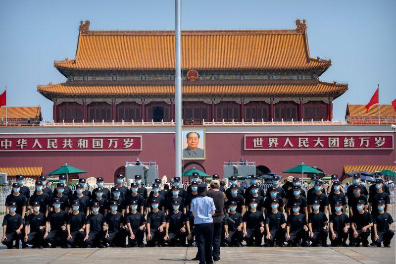 ▲中國共產黨即將迎來建黨百年大慶,但最近高層叛逃的傳言令外界擔憂是否內部矛盾激化。(圖/美聯社/達志影像)