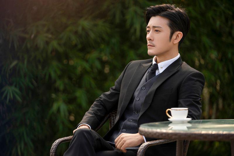 ▲林雨申在《我,喜歡你》飾演龜毛且毒舌的吃貨總裁「路晉」。(圖/中天娛樂台提供)