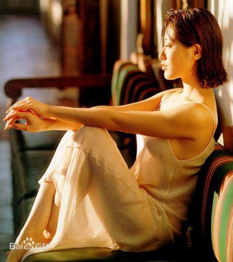▲楊思敏曾有「亞洲第一美胸」、「最美潘金連」的美譽。(圖/翻攝百度百科)