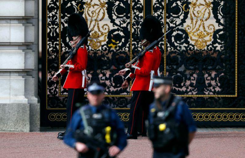 英王室聘僱少數族裔僅占8.5% 坦言不夠多元