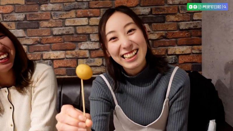 ▲在海外創業,發揚台灣本土夜市小吃。(圖/阿珉宅日記 / a Min Diary授權)
