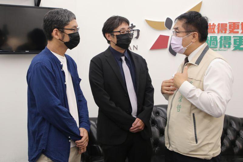 紓困4.0納入外國人  日籍野崎孝男表達感謝