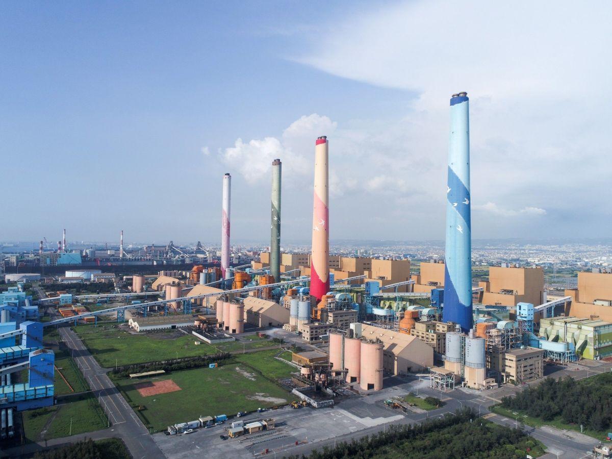 ▲環保署指出,台灣的碳排放密集度從2005年的0.72kgCO2e/美元,下降到去年的0.43kgCO2e/美元,顯示台灣經濟成長與溫室氣體排放逐漸脫鉤。(圖/資料照片)