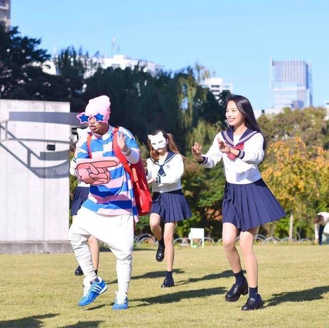 ▲黃明志的歌曲《東京盆踊》,破億萬點擊。(圖/亞洲通文創提供)