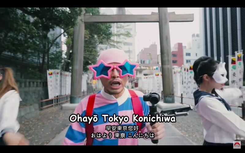 黃明志東京遭黑、白道猛追 恐怖經歷曝光