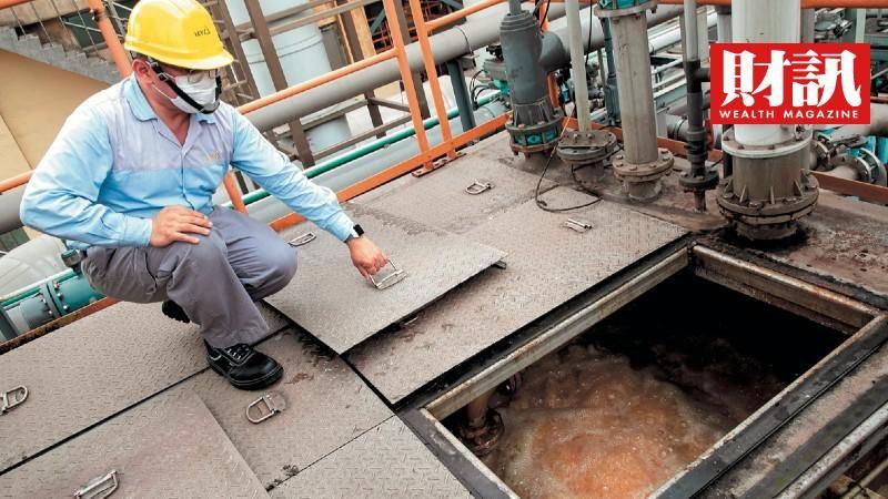 台積電、群創都找它!榮化成科技廠缺水後盾
