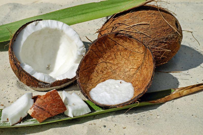 ▲一名買家在網路上購買機車零件,結果卻收到一顆椰子,讓他以為自己被騙。(示意圖/pixabay)