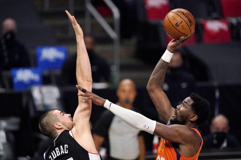 NBA/Booker打到犯滿!太陽罰球大戰中勝出 系列賽聽牌