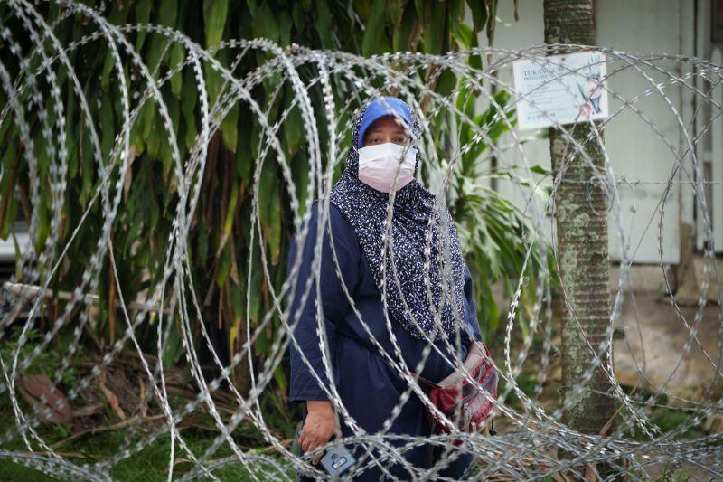 單日連續逾5千人確診 馬來西亞無限期延長封鎖