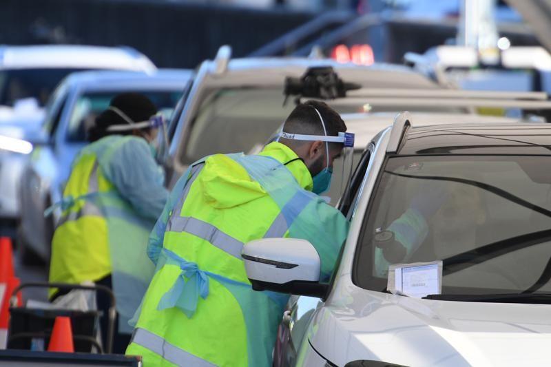 澳洲疫情加劇 維多利亞州單日確診創新高