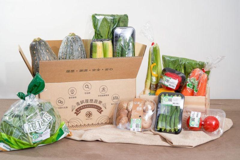 ▲消保處提醒民眾,網購生鮮並沒有7日無條件退貨的權益。(圖/翻攝自北農嚴選網站)