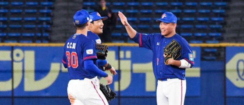 ▲台灣棒球排名世界第二。(圖/葉政勳攝)
