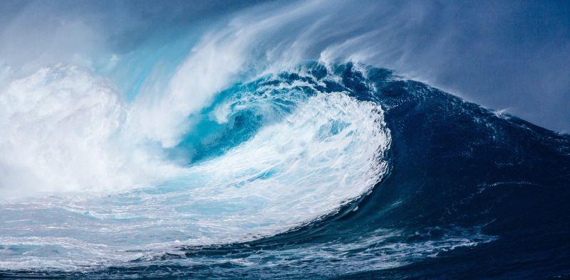 ▲「海水」不一定是藍色?學生妹近看台灣海岸傻眼。(示意圖/翻攝自pixabay)