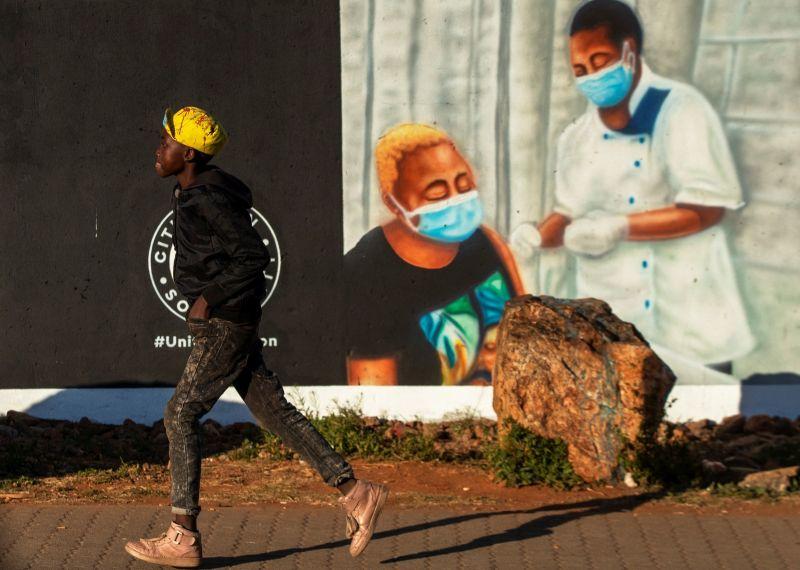 第3波疫情最高點已過 南非鬆綁防疫限制