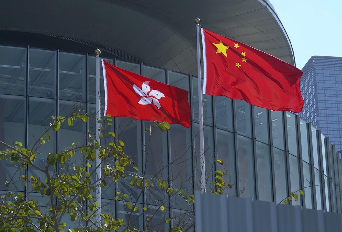 灌輸愛國觀念 香港中小學須定期升五星旗