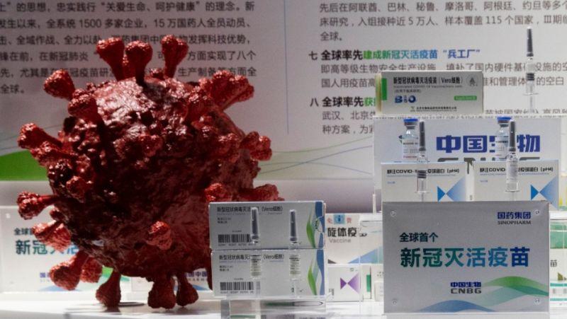 各國懷疑中國疫苗效力不足 今年65億劑產能恐被浪費