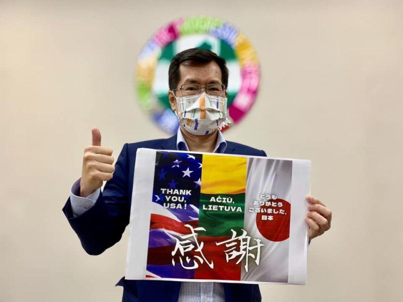 江啟臣把TIFA類比服貿 民進黨團:不倫不類來亂的