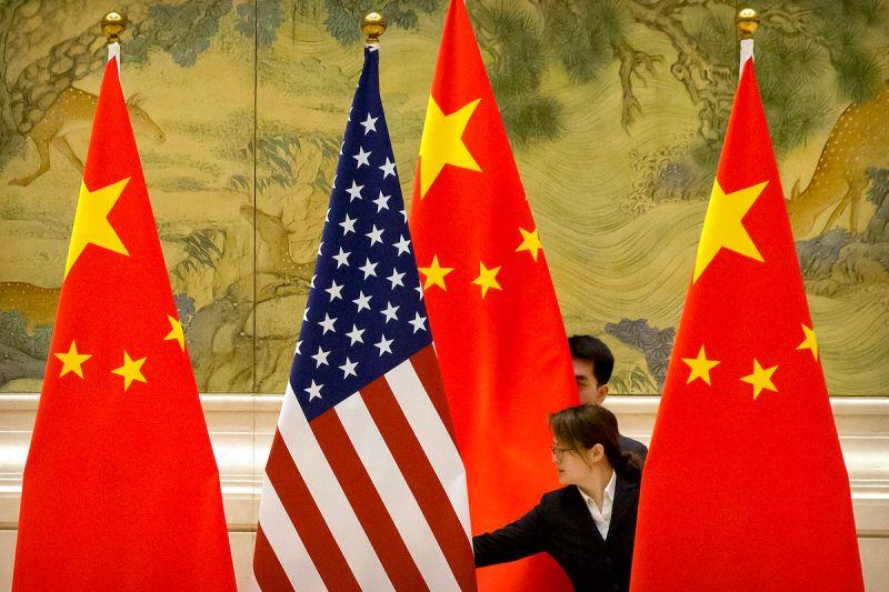 ▲前中共中央黨校教授蔡霞發表評論認為,中共領導階層比實際上看起來的要「更脆弱」,美國應該放棄與北京交流的天真想法。(圖/美聯社/達志影像)