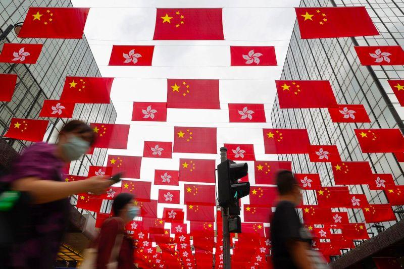共同富裕襲港?傳中國官員要港商守規矩回饋社會