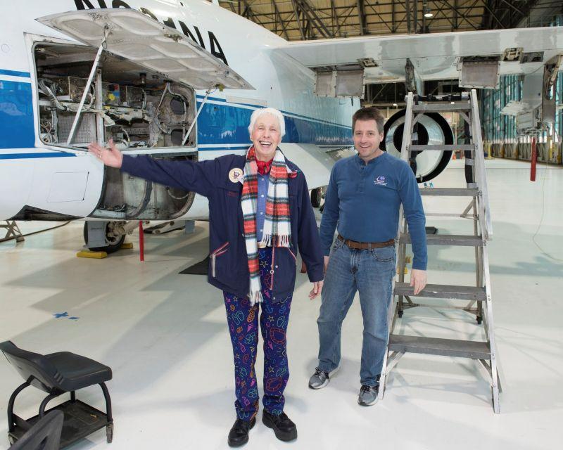 82歲美國老婦圓夢 將與貝佐斯一起上太空