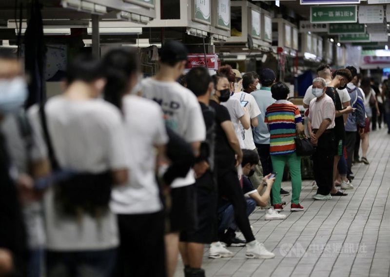 環南市場41名攤商PCR陽性 北市府要求休市清消