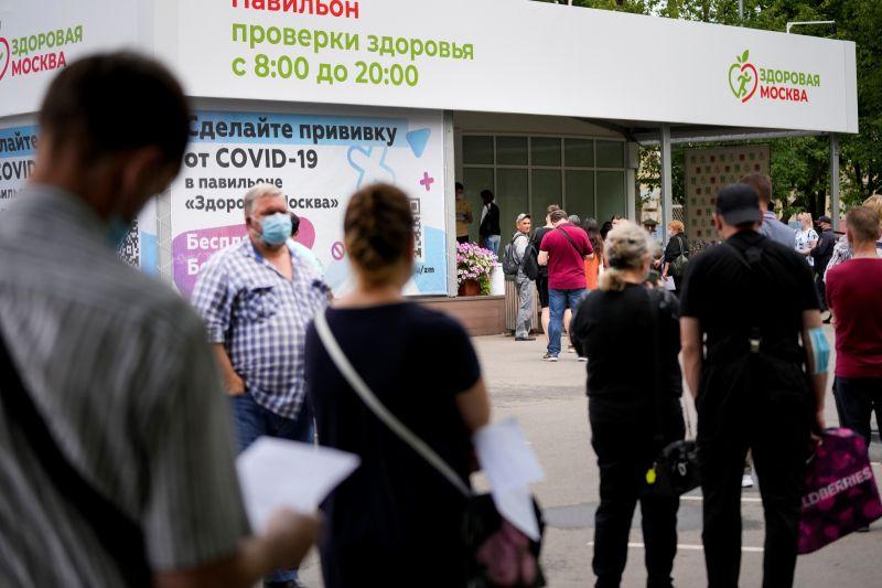 俄羅斯通報820人染疫病故 追平單日最高紀錄