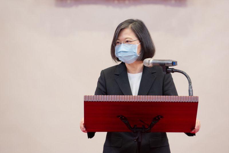 逾6成國人自認台灣人 綠委:蔡英文證明台灣可走向世界