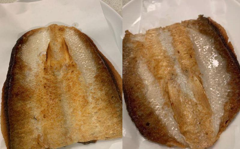 ▲很多人在乾煎虱目魚肚時,總是煎到破皮爛掉,或狂被油噴,對此,就有一名網友分享「一撇步」,直呼這樣煎「魚皮金黃酥脆」。(圖/翻攝自《Costco好市多 商品經驗老實說》)