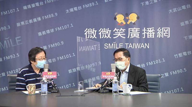 台獨只是理想?邱義仁:很殘酷但不是台灣人可以決定