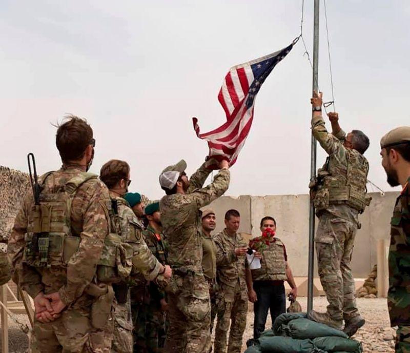 紐時:阿富汗淪陷 恐再打擊美國信譽