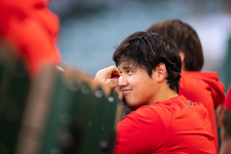 MLB/大谷睽違27場板凳出發 天使主帥:他狀況有點下滑