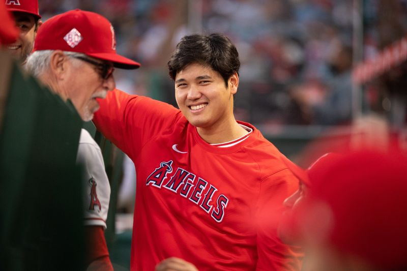 MLB/超暖!大谷幫忙撿球棒 美球評大讚超級球星