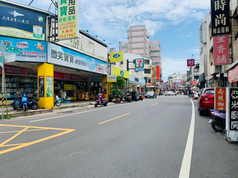 ▲永康的大橋商圈生活機能成熟,吸引在地自住客。(圖/NOWnews資料照片)