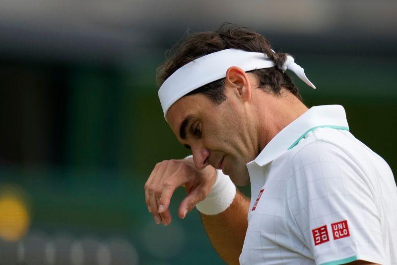 網球/再動膝蓋手術 Federer宣布退出今年美網