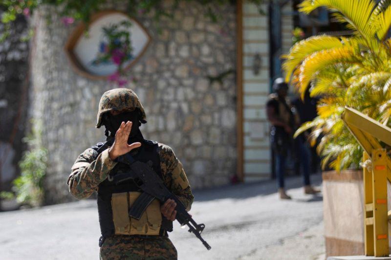 海地總統遇刺身亡 美媒傳緝毒局人員涉案受質疑