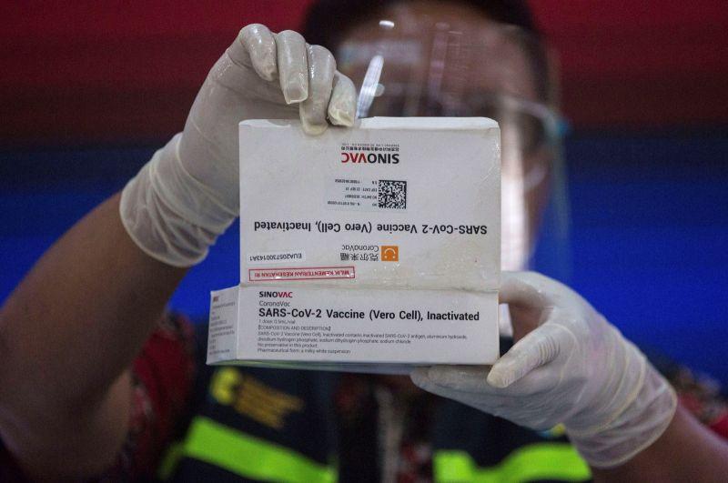 智利擴大疫苗接種範圍 6歲以上可打中國科興
