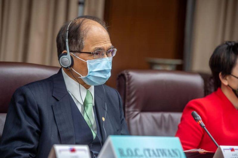 海地總統遇刺身亡 游錫堃:代表立法院哀悼並譴責暴力