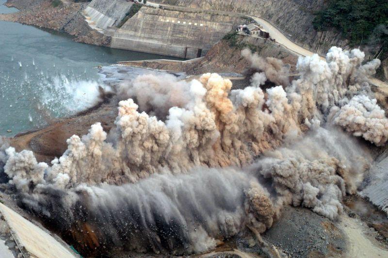 中國大興水壩卡「生命線」 東南亞憂北京「武器化」水源