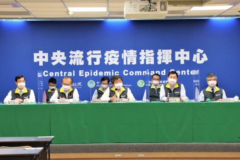 ▲中央流行疫情指揮中心今(20)召開記者會,說明國內最新疫情。圖為資料照。(圖/指揮中心)