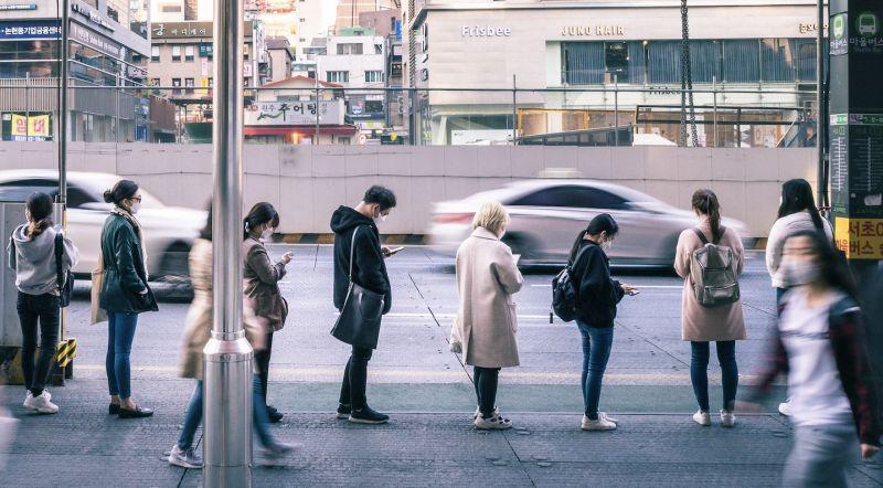 ▲韓國疫情示意圖。(圖/shutterstock)