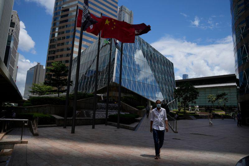 拜登延長香港緊急狀態為期一年 中方:不思悔改