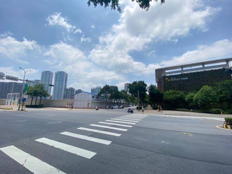 ▲林口三井OUTLET二期動工,周邊住宅區升溫。(圖/NOWnews資料照片)