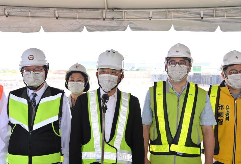 傳上海復星已與台積電、永齡簽訂BNT協議 蘇貞昌給答案