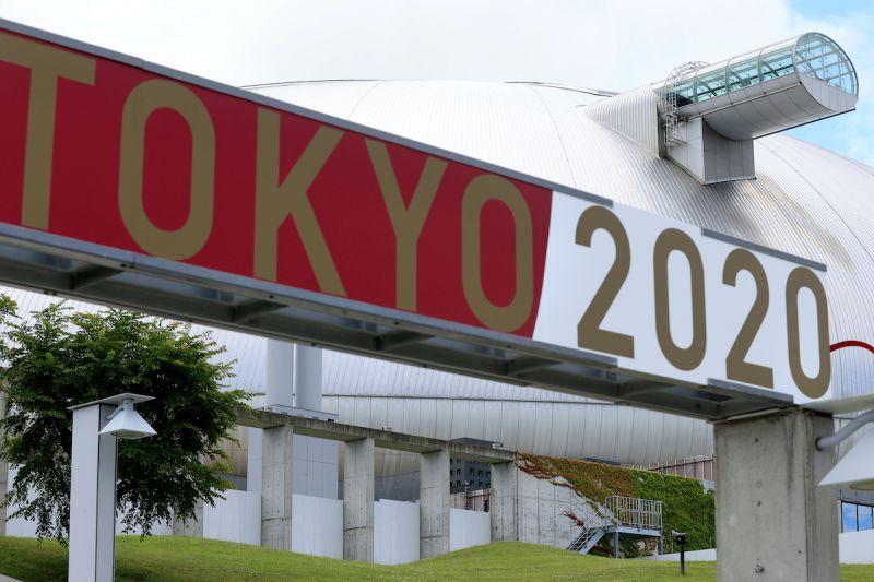 ▲東京奧運即將於7月23日開幕。(圖/美聯社/達志影像)