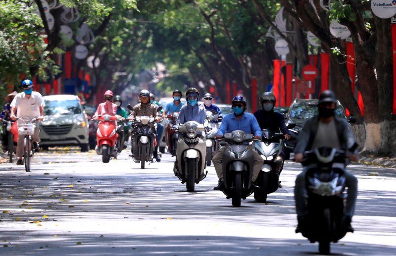 ▲越南街景。(圖/美聯社/達志影像)
