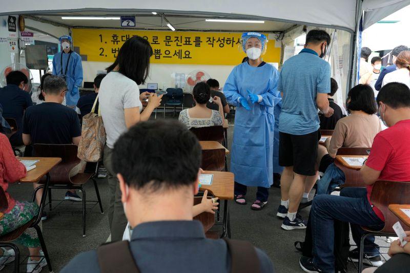 韓2例染Delta Plus病毒 皆已打疫苗
